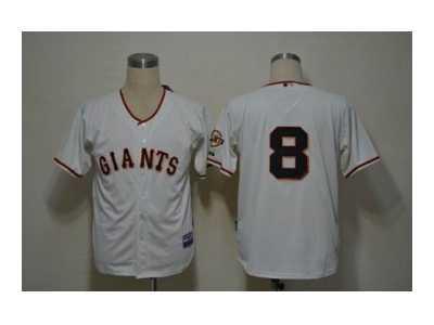 fe145f07 buy mlb jerseys san francisco giants 8 pence cream cool base d21e5 7785b