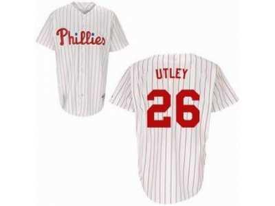 192a991479b Men's Majestic Philadelphia Phillies #3 Chuck Klein Cream Flexbase ...