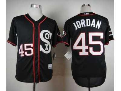 check out 4ba32 f380d switzerland mlb jerseys chicago white sox 45 michael jordan ...