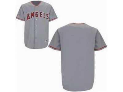 210174b1dd7 youth mlb Los Angeles Angels blank grey youth mlb Los Angeles Angels ...