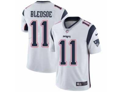 e3f6d940689 Nike Patriots  11 Drew Bledsoe White Men s Stitched NFL Vapor Untouchable  Limited Jersey