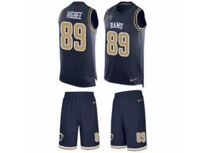 Hot Men's Nike Los Angeles Rams #23 Benny Cunningham Vapor Untouchable  supplier