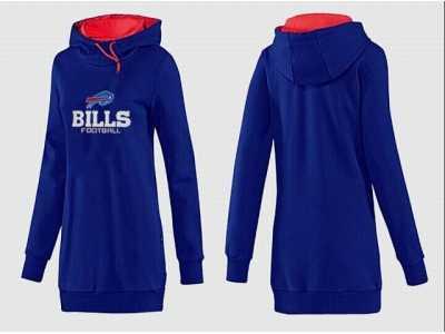 Discount Buffalo Bills Logo Pullover Hoodie Grey Buffalo Bills Logo Pullover  for sale