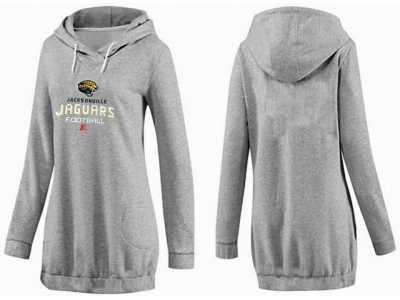 Women Jacksonville Jaguars Logo Pullover Hoodie 031 Women  supplier