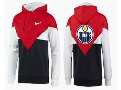 new style 47700 5dfe1 NHL Edmonton Oilers Logo Pullover Hoodie 10 NHL Edmonton ...