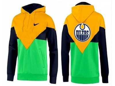 save off 763c2 e09a6 NHL Edmonton Oilers Logo Pullover Hoodie 9 NHL Edmonton ...