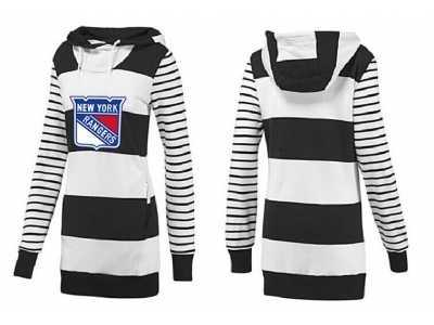 8252315a2 NHL Women New York Rangers Logo Pullover Hoodie 10 NHL Women New ...