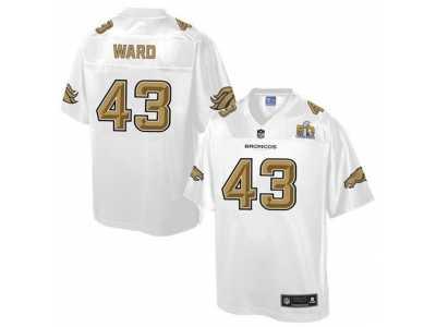 Cheap Youth Nike Broncos #80 Vernon Davis Orange Team Color Super Bowl 50