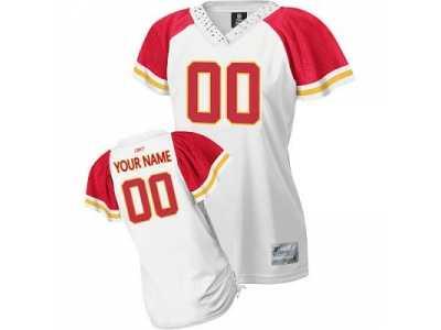 Custom Kansas City Chiefs   Cheap NHL Jerseys Online Store - Hockey ... ecfa1be1b