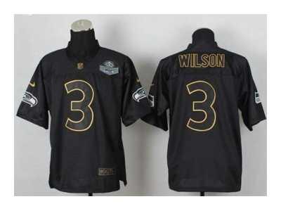 New Nike jerseys seattle seahawks #3 wilson black[Elite gold lettering  hot sale f5LuQKXz