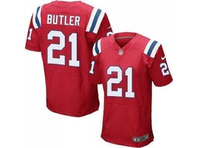 3ddd5ddcbe8 Men's Nike New England Patriots #90 Malcom Brown Elite Red Alternate ...