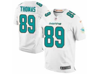 2ce7f48c7e2 ... denmark mens nike miami dolphins 89 julius thomas elite white nfl jersey  119c5 499cf