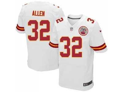 new concept 7aa81 ef1be Nike Kansas City Chiefs #32 Marcus Allen white Jerseys(Elite ...
