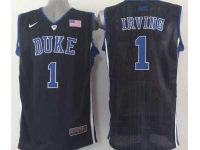 a788c0d17e5a NCAA Duke Blue Devils  1 Jabari Parker White Basketball Stitched ...