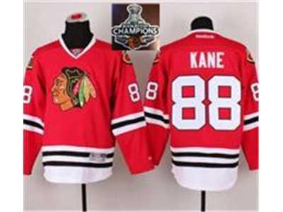 0efb1b4067e ... ireland nhl chicago blackhawks 88 patrick kane red 2015 stanley cup  champions jerseys d6ded 267e5