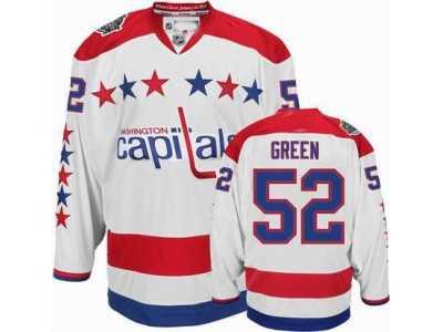 Washington Capitals  52 Mike Green 2011 New Winter Classic white 4bfc506c661b