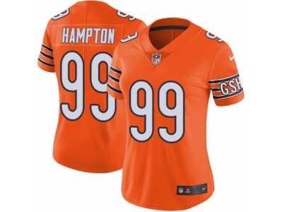... low price womens nike chicago bears 99 lamarr houston vapor untouchable  limited orange rush nfl jersey c5c56b0e0