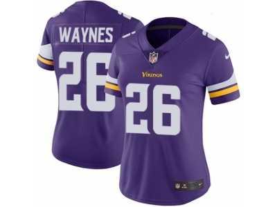 Discount Women's Nike Minnesota Vikings #50 Travis Lewis Limited Purple Team  for cheap