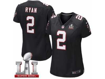 Nice Women's Nike Atlanta Falcons #10 Steve Bartkowski Limited Red Rush