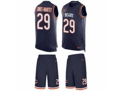 wholesale dealer 7edf5 b4da3 Men's Nike Chicago Bears #29 Harold Jones-Quartey Limited ...