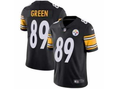 662d4ec7c0d Youth Nike Pittsburgh Steelers  89 Ladarius Green Vapor Untouchable Limited  Black Team Color NFL Jersey