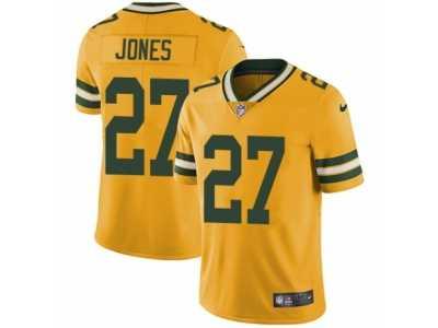 New Men's Nike Green Bay Packers #22 Aaron Ripkowski Limited Green  supplier